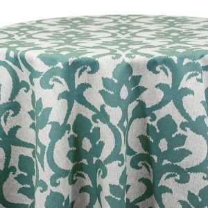 Ikat Raw SIlk Teal