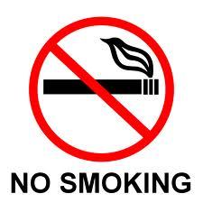 No Smoking Sign, Glow